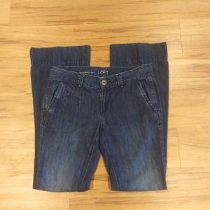 Ann Taylor LOFT Modern Flare Jeans(4)